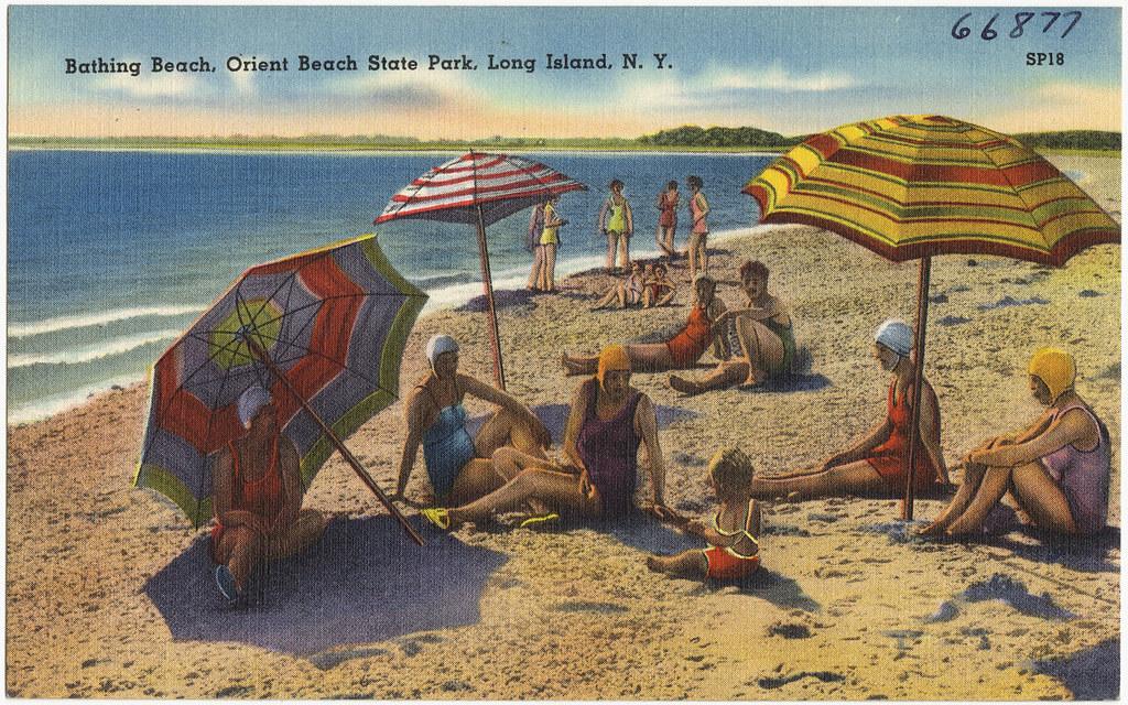 Orient Beach State Park Kayak Rental