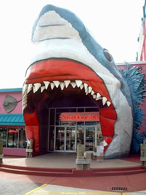 sharkheads gift shop gulfport ms flickr photo sharing. Black Bedroom Furniture Sets. Home Design Ideas