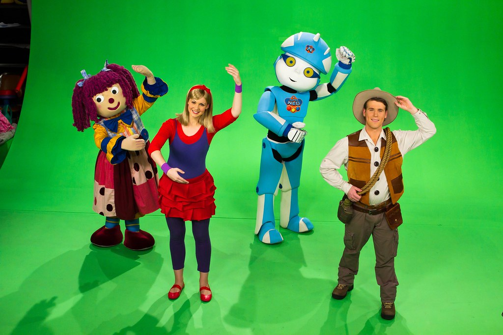 Channel 7 Kids Show Channel 7 Toy Box Studio