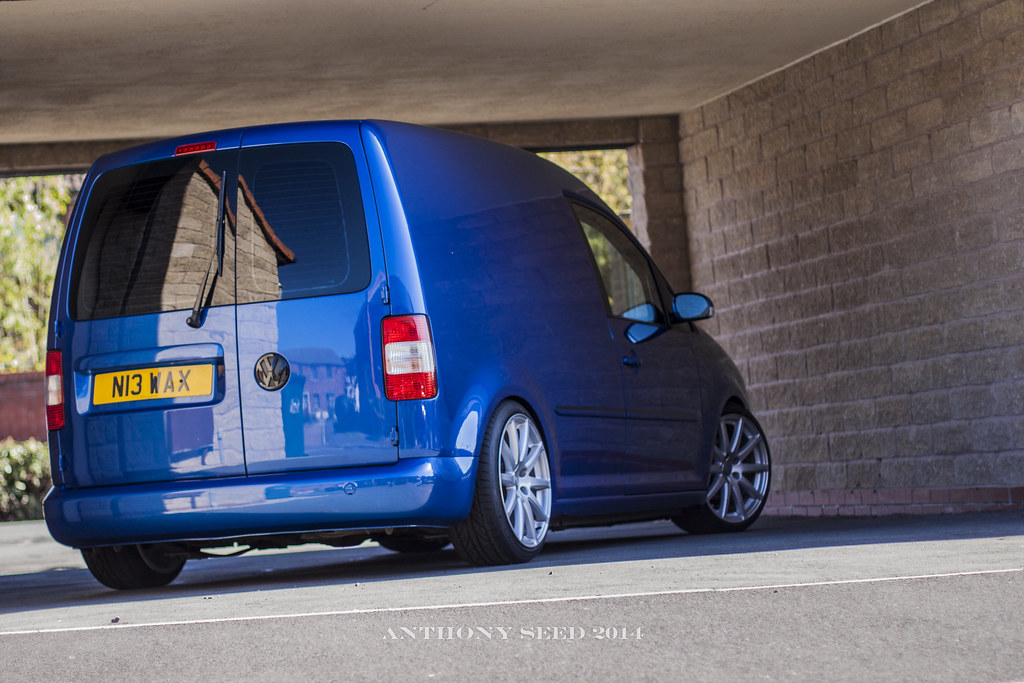 Nic S Caddy 2k Anthony Seed Flickr