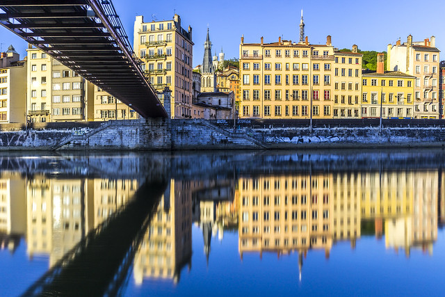 Lyon, Saint-Vincent, reflections