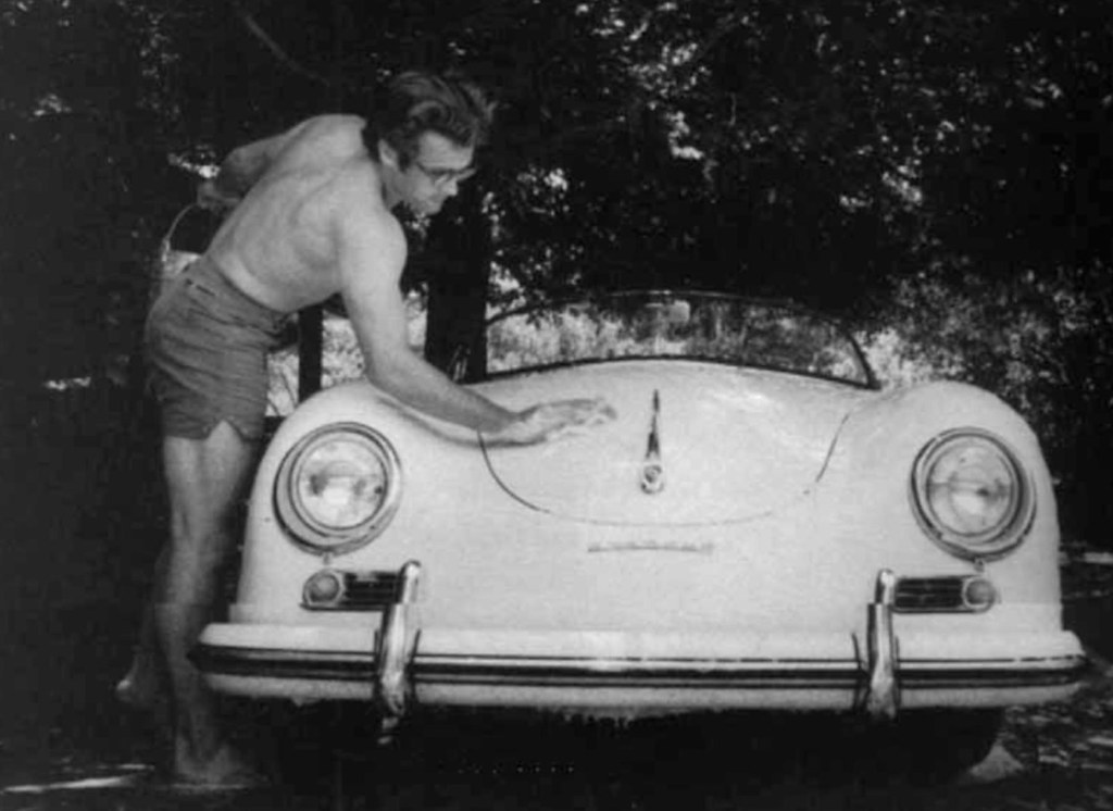 James Dean Car Accident Photos