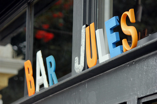 Bar Jules Signage | by T.L.A.