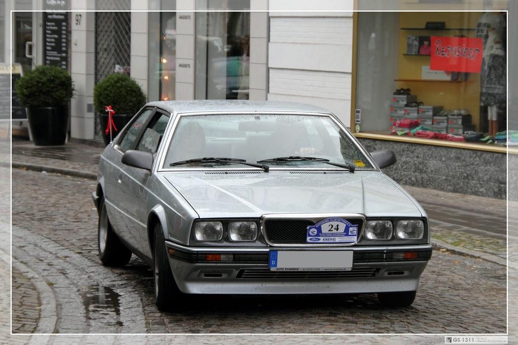 1988 Maserati 222 (01) | The Maserati Biturbo is a sports ...