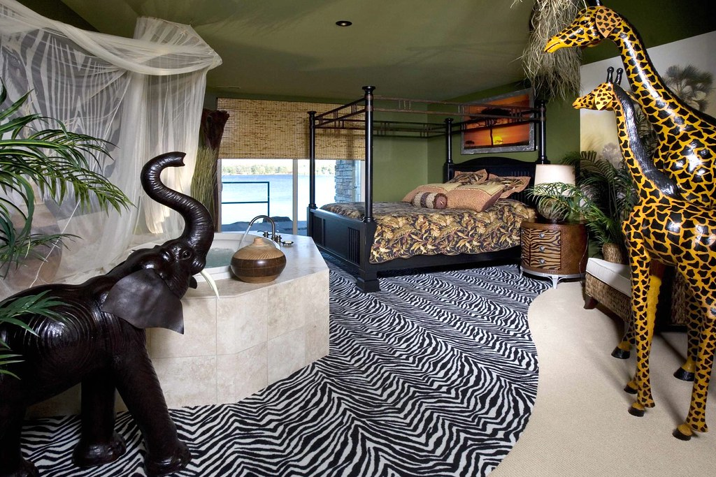African Themed Room Decor