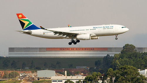 South African Airways Airbus A330-200 | by augusto.photo@uol.com.br