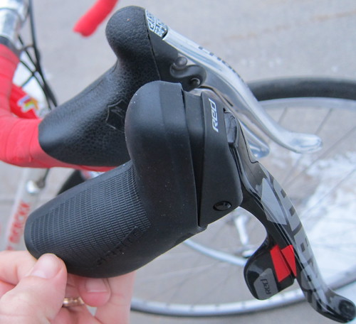 SRAM Red 2nd Generation - Hoods | by Competitive Cyclist Photos