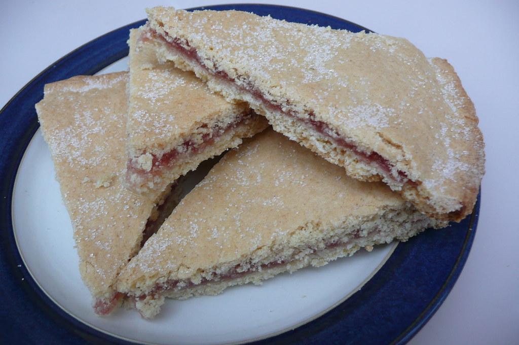 Easy Jam Cake From The Cake Recipe