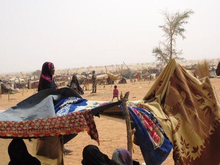 Mali refugees in Niger | by Caritas Internationalis