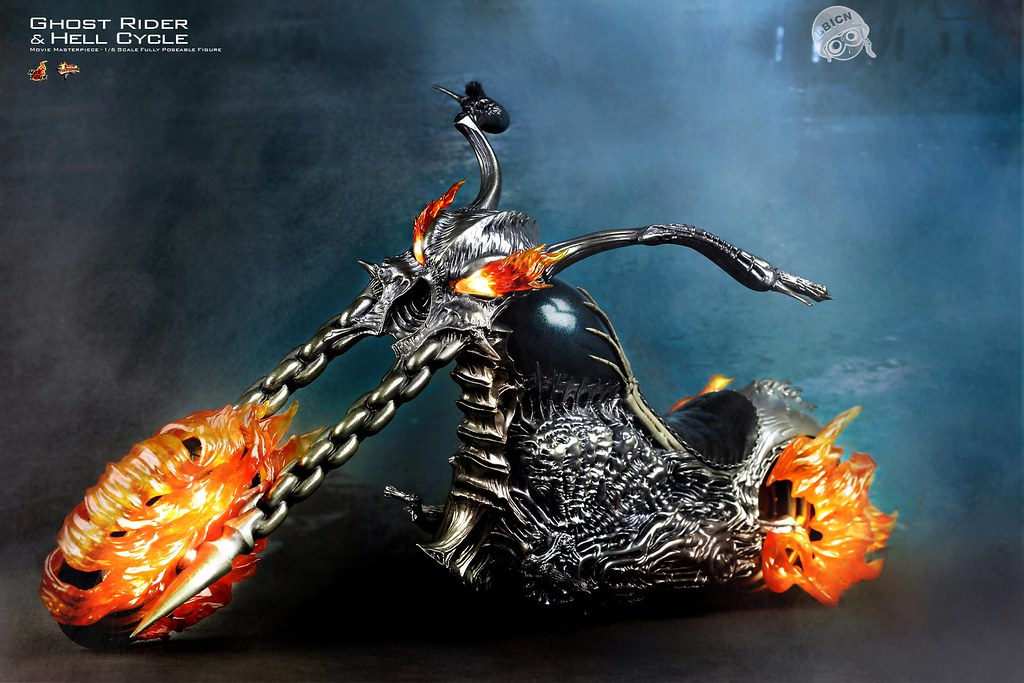 Hot Toys Ghost Rider   marvelousRoland   Flickr