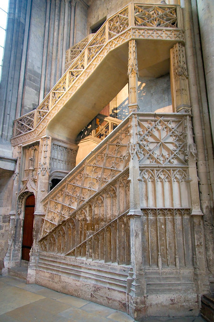 Escalier De La Biblioth Que Flickr Photo Sharing