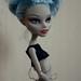 knitting! Dress for Monster High