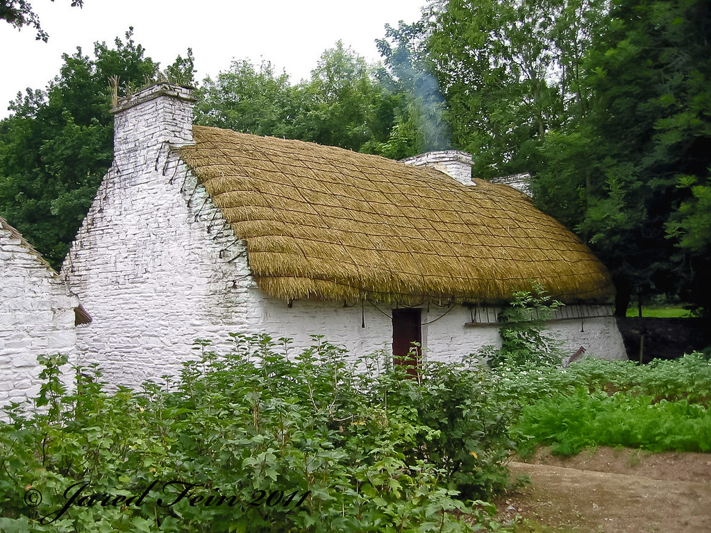 Irish Thatched Roof Cottage Flickr Explore March 13