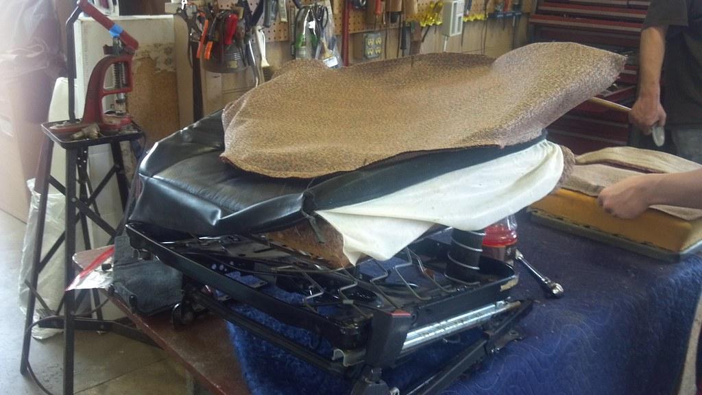 Mobile Car Upholstery Repair Melbourne
