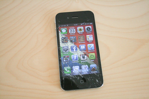 This is why you shouldn't drop iPhones onto bricks... | by William Hook