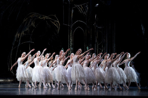 Artists of The Royal Ballet in Swan Lake, Act II © Bill Cooper/ROH 2011 | by Royal Opera House Covent Garden