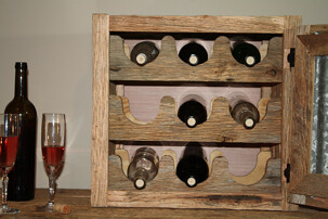 barnwood wine rack rustic recycled barn wood wine rack cabinet what a 1489