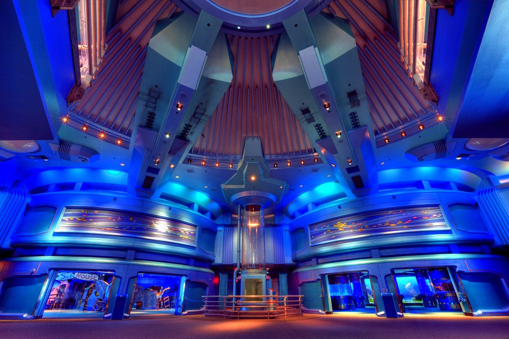 The Living Seas (Future World, EPCOT) - [EXPLORED] | Flickr