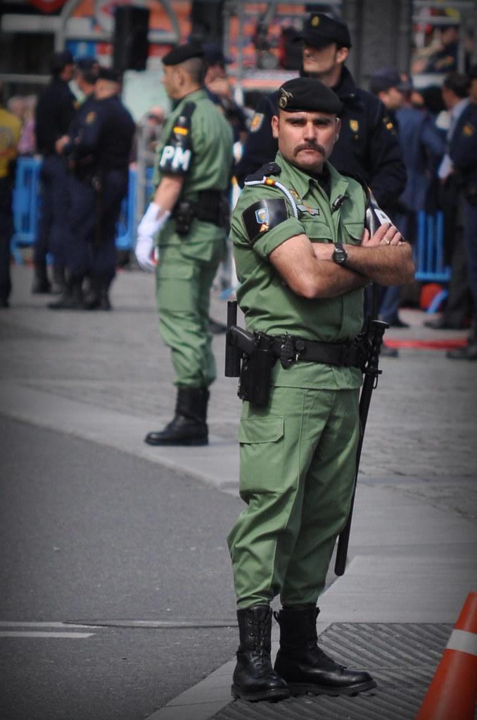 Policía Militar - Brigada Paracaidista ( Bripac ...