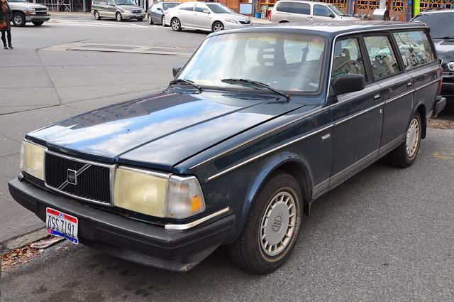 1991 Volvo 240 Wagon   Flickr - Photo Sharing!   1991 Volvo 240 Wagon