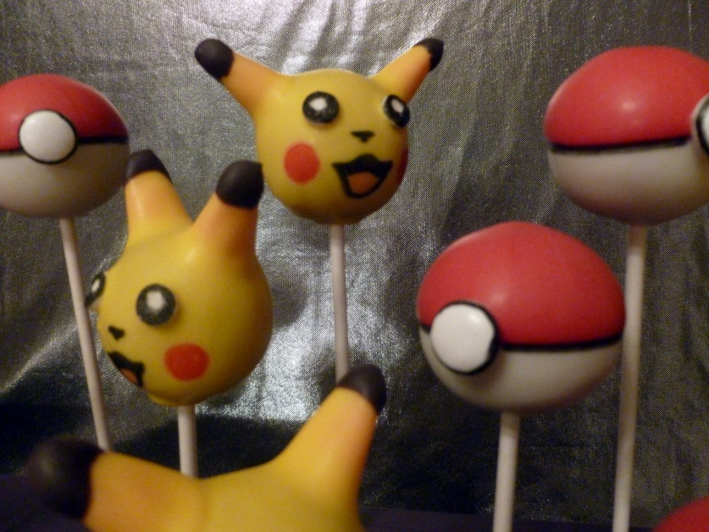 Pokemon Fave Cake