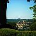 le village et le château de Beynac