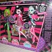 3 Pack Dawn of the Dance Monster High Dolls