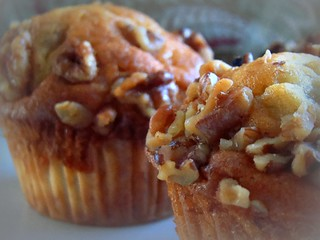 Banana Nut Muffins | by Vegan Feast Catering