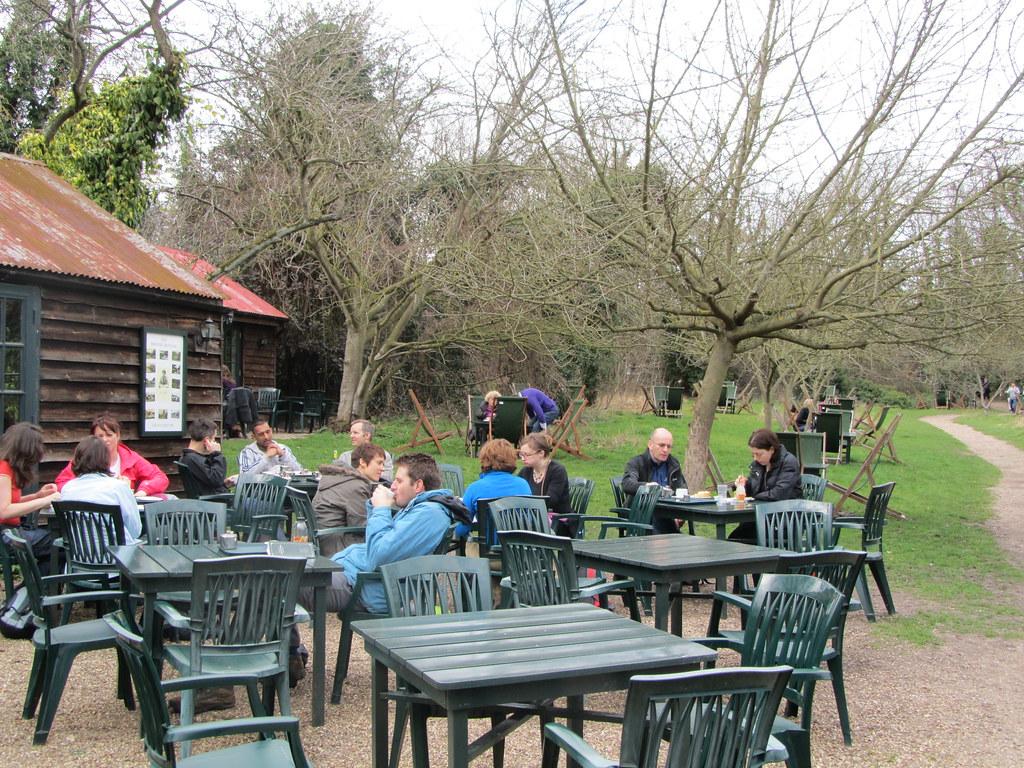 Grantchester Cambridge Tea Room
