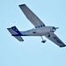 Avioneta con el 800 mm
