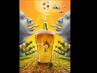 Beer Funny Landscape Art 18 | by curtisrholloway