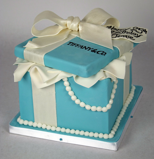 BC4088 - open tiffany box cake toronto Flickr - Photo ...