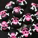 Skull and Crossbones cake pops