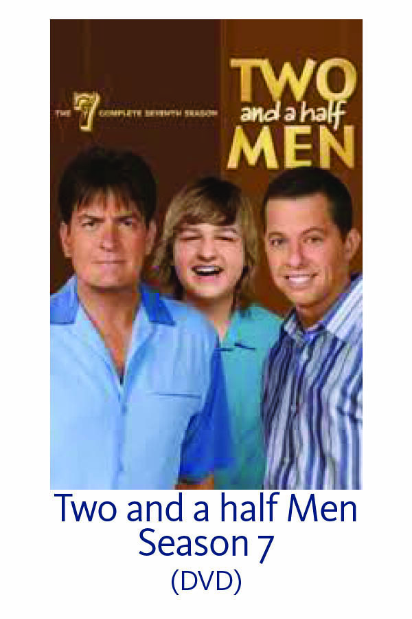 Two And A Half Men Season 7 Dvd Army And Air Force