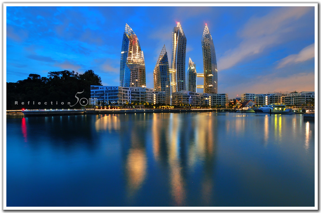 Singapore - Reflections at Keppel Bay Condominium ...