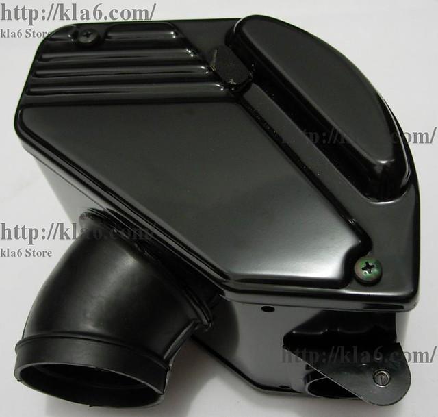 Kawasaki Air Filter Need Oil