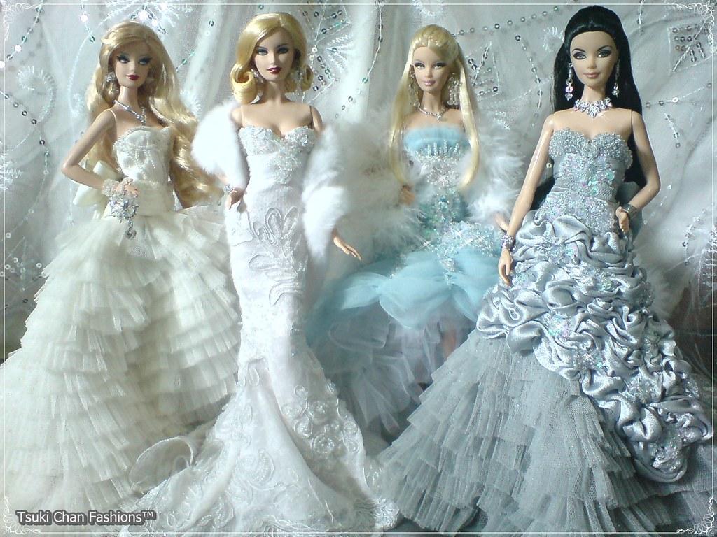 My girls just attending a formal party tsukichan Wedding dress design jobs