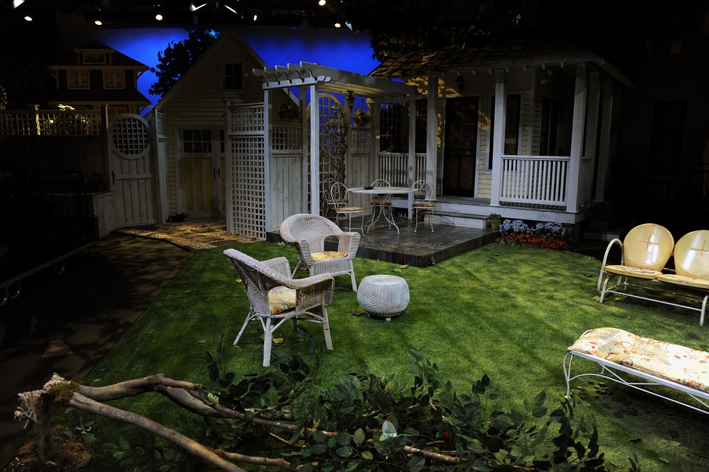 All my sons set all my sons set designed by gary c hoff for Place setting images