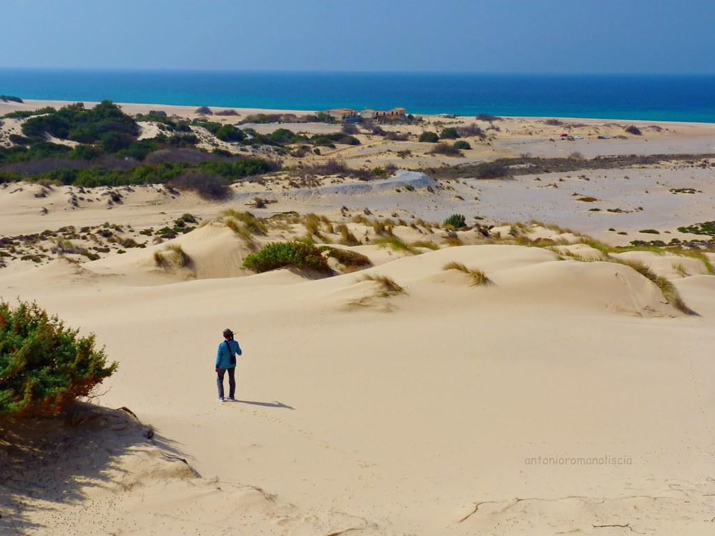 Il deserto sardo piscinas costa verde 1 sardegna for Piscinas semienterradas