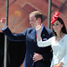 Kate and William, Canada Day, 2011