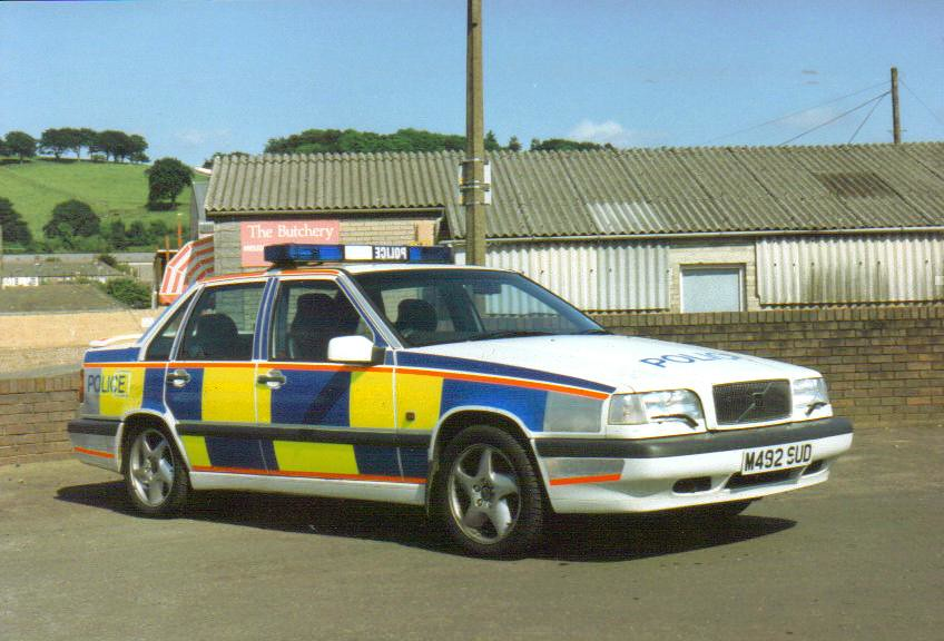 M492SUD Dumfries & Galloway Volvo 850 T5   And so it came to…   Flickr