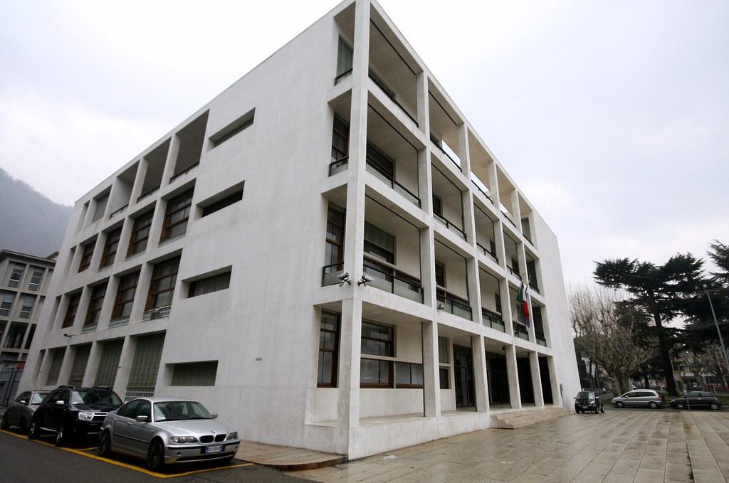 Ex casa del fascio como giuseppe terragni 1932 36 for Giuseppe terragni casa del fascio
