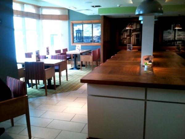The kitchen restaurant at premier inn edinburgh princes st - Cuisine premier st andiol ...
