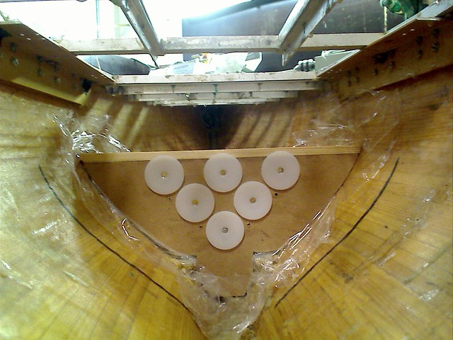 Building my Sailboat Carina from scratch 7161351409_72d710747b_z