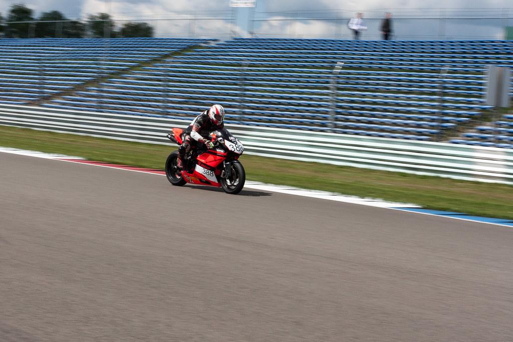 Ducati Race Team Lap