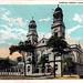 Vintage Postcard: Corpus Christi Church