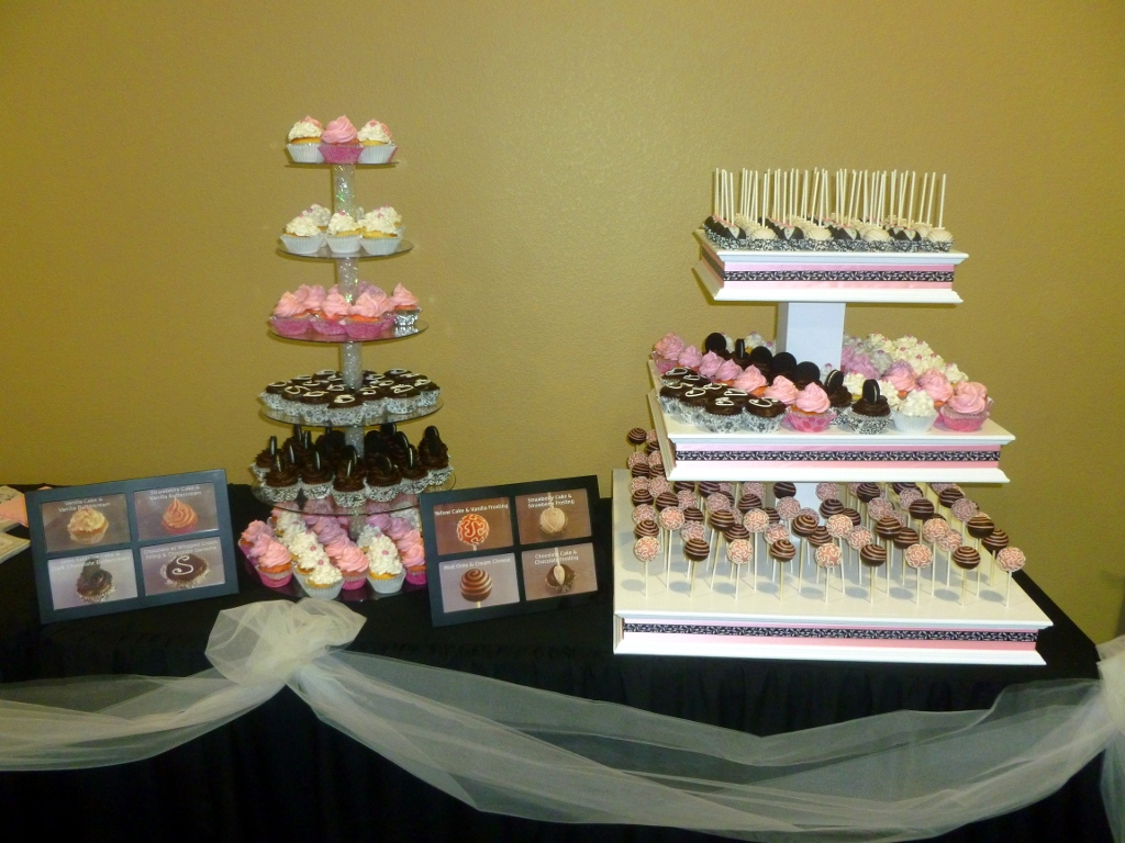 Pop Up Cake Boxes