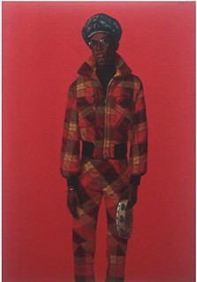Barkley L Hendricks | by AphroChic