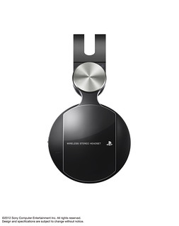 Pulse Wireless Stereo Headset - Elite Edition | by PlayStation.Blog