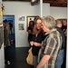 'Wild At Heart: Keep Wildlife In The Open' opening night at Thinkspace (May 26, 2012)